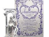 Anniversary Card for Didi Jiju Natali Anniversary Gift for Couple Anniversary Scroll Card