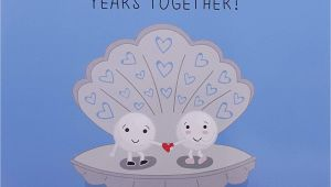 Anniversary Card Next Day Delivery 30th Wedding Anniversary Card Pearl Anniversary