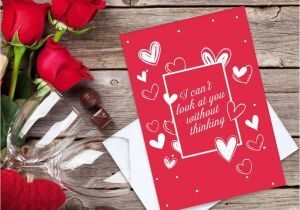 Anniversary Ke Liye Greeting Card Waahome Valentines Day Cards for Him Her Anniversary Card for Girlfriend Boyfriend Birthday Gifts for Wife Husband Greeting Card with Envelope