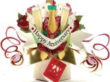 Anniversary Love Pop Up Card Second Nature Pop Ups Happy Anniversary Celebrate Pop Up Greeting Card