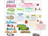 Annual Calendar Of events Template 8 Sample Yearly Calendars Sample Templates