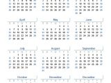 Annual Calendar Template 2014 2014 Printable Yearly Calendar Icebergcoworking