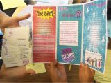 Anti Bullying Brochure Template D A T A Scholars to Fall or Not to Fall Pbl