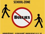 Anti Bullying Flyer Template Anti Bully Poster Template Postermywall