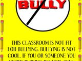 Anti Bullying Flyer Template Anti Bully Template Postermywall