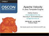 Apache Velocity Email Template Example Apache Velocity