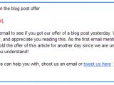 Apartment Follow Up Email Template 10 Crucial Guest Blogging Tips