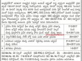Apms Contract Template Ap Model School Inter Admission Notification 2018 How to