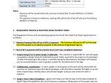 App Development Contract Template Agreement Sample Between iPhone App Developers and
