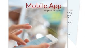 App Development Proposal Template Free Business Proposal Templates