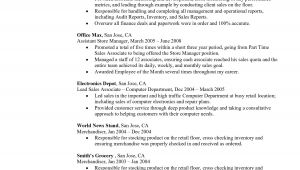 Apple Store Resume Sample Apple Resume Example Resume Ideas