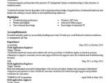 Application Engineer Resume Field Application Engineer Resume Sample Livecareer