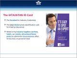 Application for Professional Identification Card form Iata Id Card