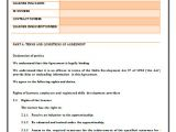 Apprenticeship Contract Of Employment Template Apprenticeship Agreement Template by Agreementstemplates org