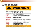 Arc Flash Policy Template Arc Flash Policy Template Free Arc Flash Label Changes for