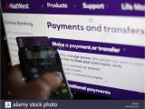 Are Natwest Card Readers Unique Natwest Customers Stock Photos Natwest Customers Stock