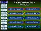 Are You Smarter Than A 5th Grader Powerpoint Template the Computer Lab Teacher are You Smarter Than A 5th