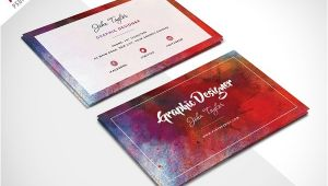 Art Business Cards Templates Free 33 Artist Business Cards Free Psd Ai Vector Eps