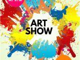 Art Show Flyer Template Free Art Show Flyer Template Postermywall