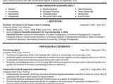 Articling Student Resume Accounting Resume Resume Sample Template