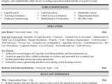 Articling Student Resume Articling Professional Resume Sample Template