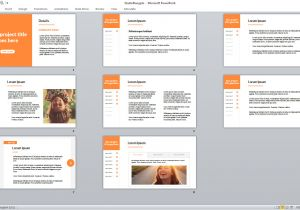 Articulate Powerpoint Templates Free Powerpoint Template In Articulate Rise Style