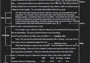 Asa format Template asa format Paper Examples Dtk Templates