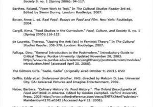 Asa format Template Example Of Annotated Bibliography asa format Chris Ackerman