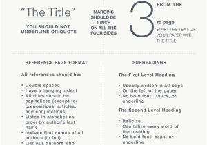 Asa format Template How to Write An asa Style Paper Essaypro