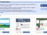 Asp Net Mvc Design Templates Scottgu 39 S Blog asp Net Mvc Design Gallery and Upcoming