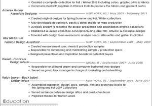 Assistant Fashion Designer Resume Sample Download Free Fashion Stylist assistant Resume Sample