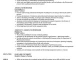 Assistant Professor Sample Resume associate Professor Resume Samples Velvet Jobs