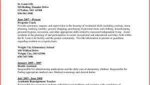 Associate Degree Resume Sample associate Degree Resume Resume Ideas