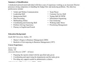 Associate Degree Resume Sample Resume Samples Sales associate Retail Perfect Resume format