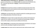 Associate Dentist Contract Template Uk Executive Employment Agreement Executive Employment