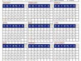 Attendance Calendar Template Printable 2017 Employee attendance Calendar 2 2017