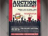 Auction Flyer Template Summer Lake Premium Flyer Psd Template Psdmarket