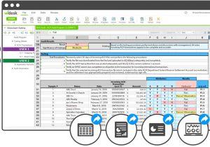 Audit Workpaper Template Audit Workpaper Template Free Template Design Free