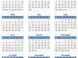 Australian Calendar Template 2014 2016 Calendar Templates Microsoft and Open Office Templates