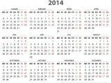 Australian Calendar Template 2014 Get Your 2014 Us Calendar Printed today with Holidays