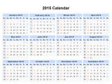 Australian Calendar Template 2015 12 Month Calendar 2015 Google Search Quotes thoughts