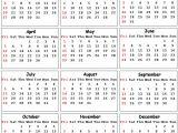Australian Calendar Template 2015 Zile Libere In 2015 In Ce Zile Pică Sărbătorile Legale