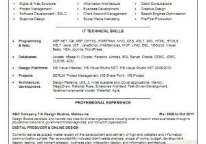 Australian format Resume Samples Australian Resume Resume Cv Template Examples