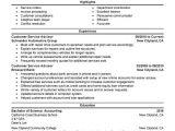 Auto Service Advisor Resume Sample Unforgettable Customer Service Advisor Resume Examples to