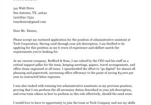 Automatic Cover Letter Generator Coverletter Generator Cover Letter