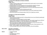 Automation Engineer Resume Control Automation Engineer Resume Samples Velvet Jobs