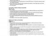 Automation Engineer Resume Pdf Electrical Engineer Resume Objective Vizual Resume