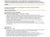 Automobile Service Engineer Resume 14 15 Auto Service Manager Resume southbeachcafesf Com