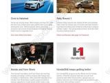 Automotive Email Templates 17 Best Images About Email Design Automotive On Pinterest