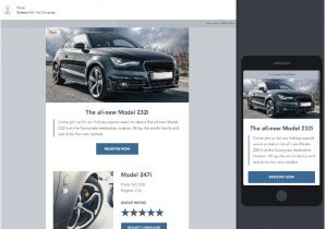 Automotive Email Templates 4 Ways Email Templates Make Your Email Marketing Better